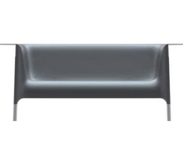Out/In, sofá, sillón alto, sillón bajo, Philippe Starck con Eugeni Quitllet, Driade, 2009