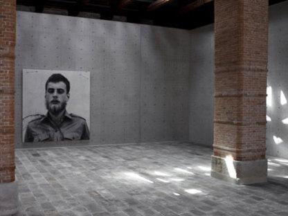 Centro de arte contemporáneo Punta della Dogana, Tadao Ando, Venecia, 2009