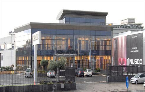 Nueva sede de Nusco Porte
