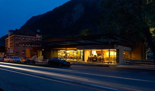 Ay-Bräu arquitectura del Sudtirol