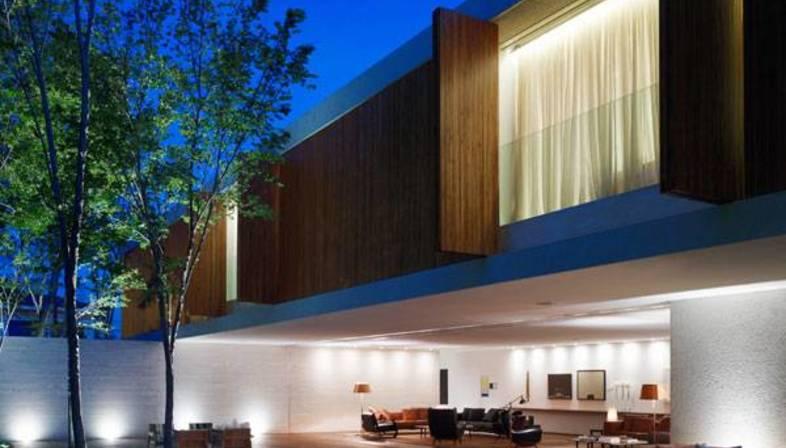 Casa Panamà: aperta e chiusa sulla città