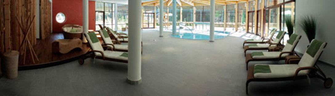 SPA Hotel Zedern Klang: declinaciones cerámicas