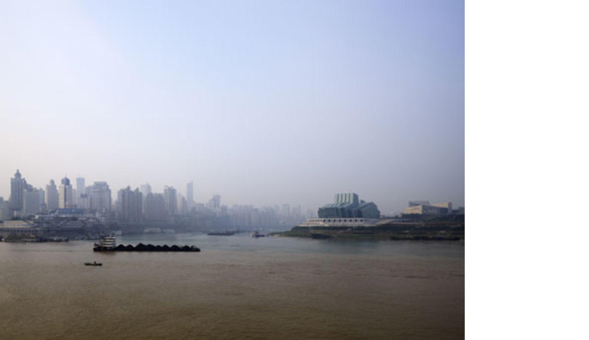 Gmp y el Gran Teatro, punto de referencia de Chongqing