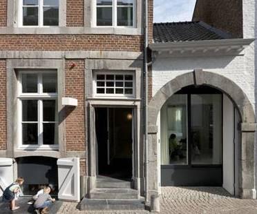 Wiel Arets y el hotel Zenden en Maastricht