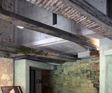 Restauración de las Salinas de Salins-les-Bains