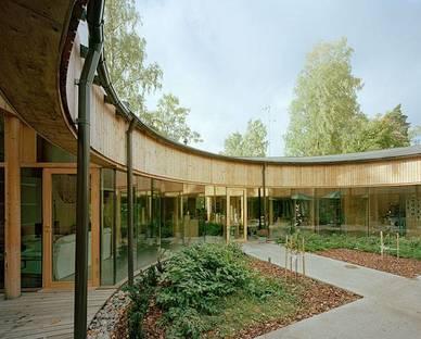 Olavi Koponen y la villa redonda