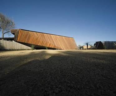 McBride Charles Ryan: Letterbox house