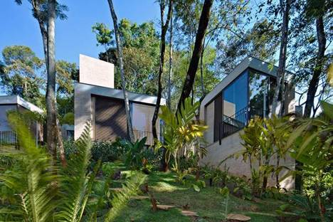 La arquitectura en la naturaleza