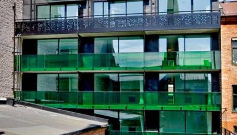 RRA arquitectos: edificio en Grünerløkka, Oslo
