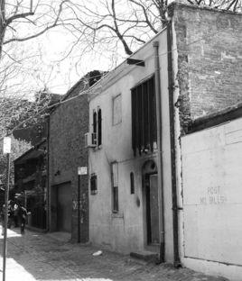 Christoff Finio: casita en Nueva York