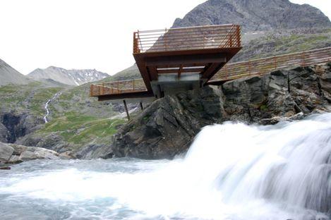 Rutas turísticas en Noruega: Trollstigen