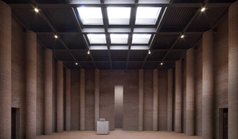 Zermani: templo de cremación en Parma