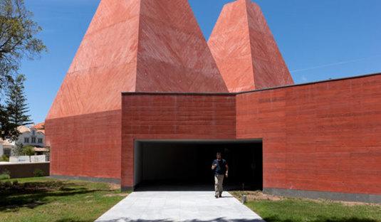 Souto de Moura: Museo Paula Rêgo