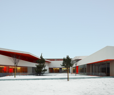 Dominique Coulon: escuela Josephine Baker