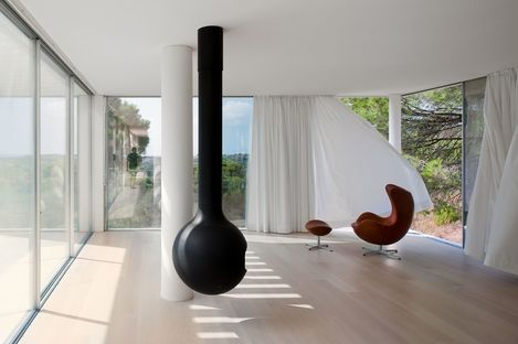 Pedro Reis: casa en Melides