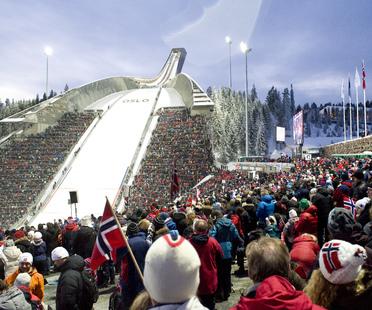 World Cup Nordic Oslo 2011: Sky Jump de JDS