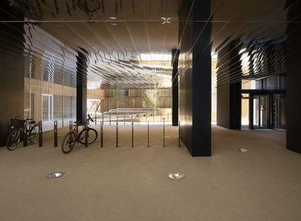 LAN: residencias para estudiantes en París