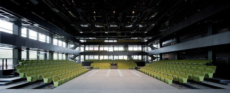 REX/OMA: The Dee and Charles Wyly Theater