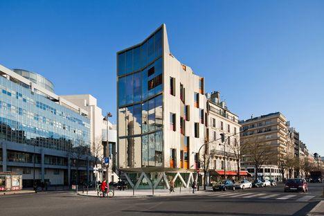BP: residencias dúplex en París