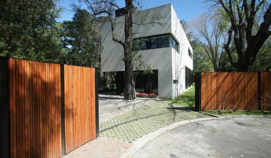 Film-Obrasdearquitectura: casa Santa Rita