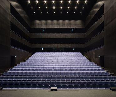Barozzi Veiga: auditorio en Águilas
