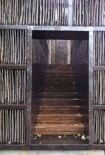 Li Xiaodong: biblioteca en el bosque