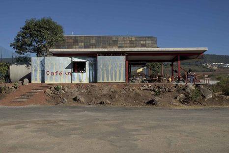 Cano Briceño: Café y Estudio 5 para artistas