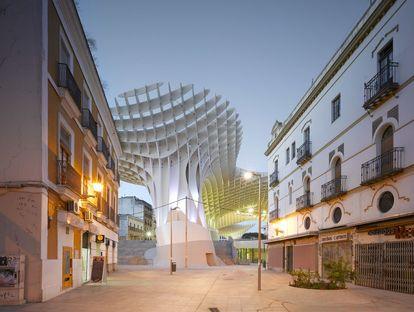 J. Mayer H.: Metropol Parasol en Sevilla