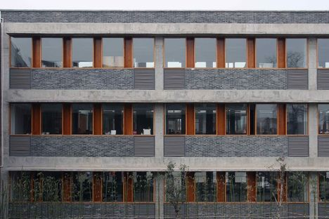 TAO: nueva escuela primaria en Xiaoquan