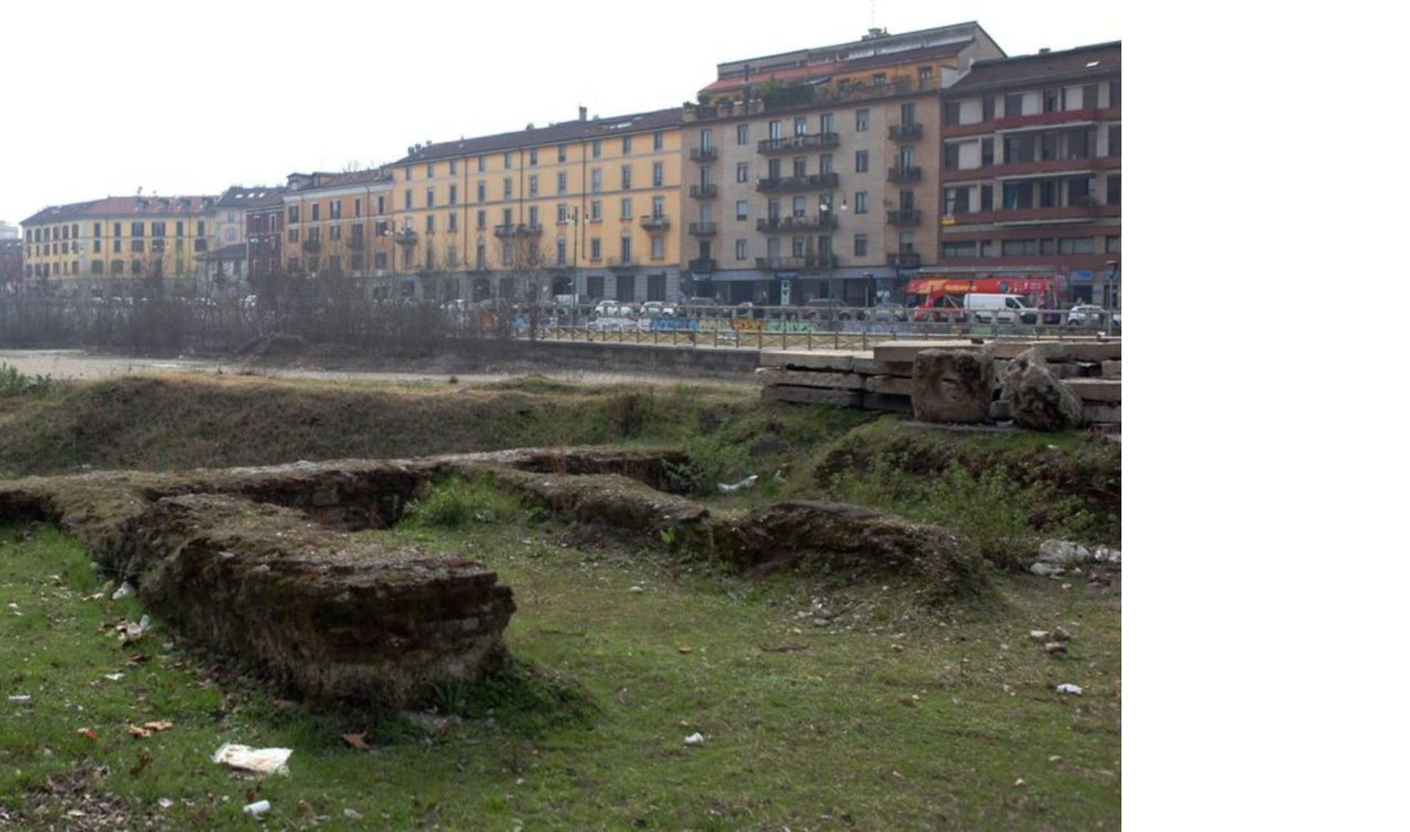 Milán y la Expo: la recuperación de la Dársena