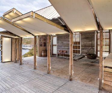 TYIN: cobertizo para barcas en Noruega