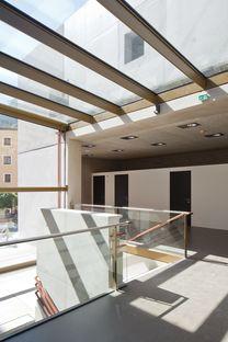 Fügenschuh: nueva escuela en Rattenberg