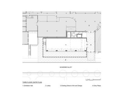 Ikon.5: McGee Art Pavilion en Nueva York