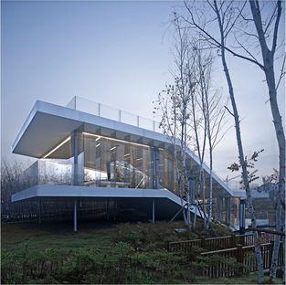 TAO: riverside club house en Yancheng (China)