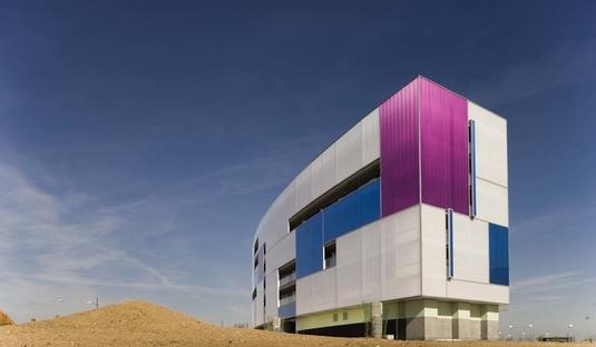 Ruiz-Larrea: 92 apartamentos bioclimáticos