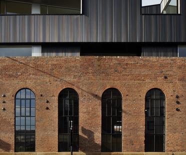 Ampliación de una antigua fábrica en Sheffield