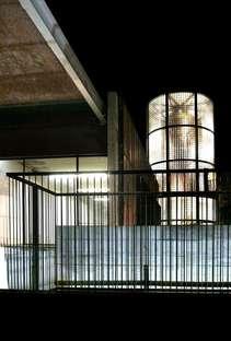Andrea Oliva: antiguas torres del agua en Budrio