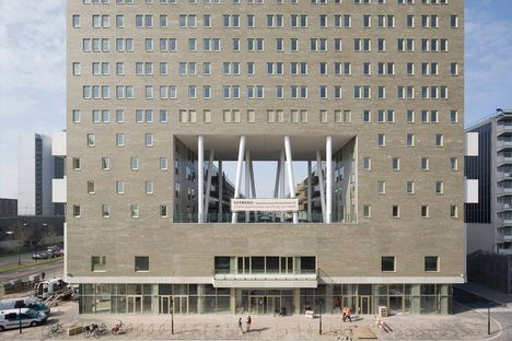 NL: complejo Kamaleon en Ámsterdam