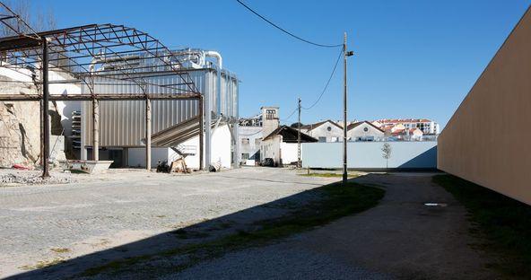 Souto de Moura: escuela en Portalegre