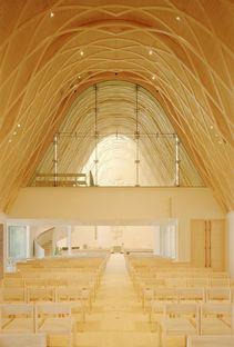 Lassila Hirvilammi: iglesia en Jyväskylä