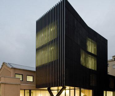 Camps-Felip: Centro Cultural Ferreries, en Tortosa