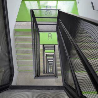 OFIS architects: Basket apartments, en París