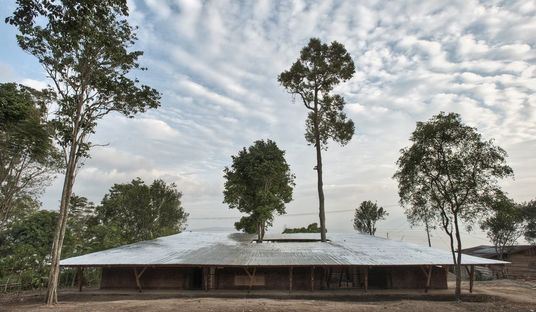 Tyin Architects: Cassia Coop Training Centre, Sumatra