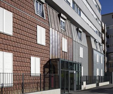 """François: """"Urban college"""", viviendas sociales en Francia"""
