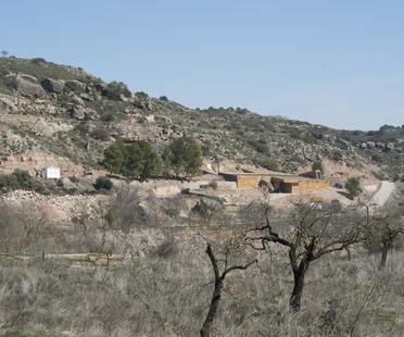 """Centro de visitas de las pinturas rupestres de """"Roca dels Moros"""""""
