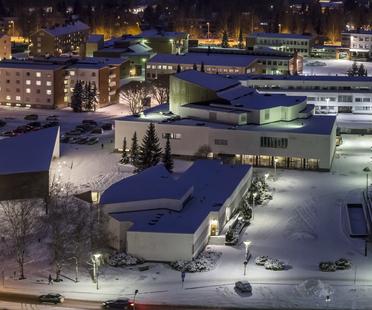 JKMM Architects: biblioteca central de Seinäjoki en Finlandia