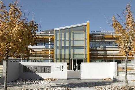 ViTre Studio: nueva planta de Sisma en Piovene Rocchette