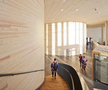Halo Architects: Sami Cultural Center en Inari (Finlandia)