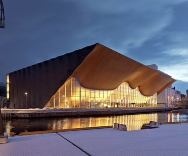 Ala Architects: Kilden Performing Arts Centre, en Noruega