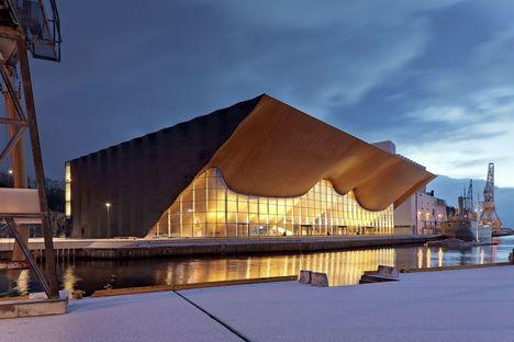 Ala Architects: Kilden Performing Arts Centre, en Noruega